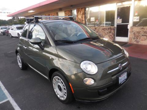 2013 FIAT 500 for sale at Auto 4 Less in Fremont CA