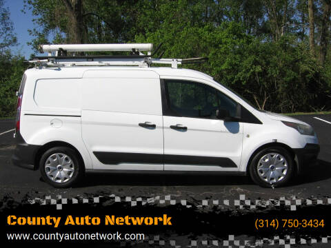2014 Ford Transit Connect Cargo for sale at County Auto Network in Ballwin MO