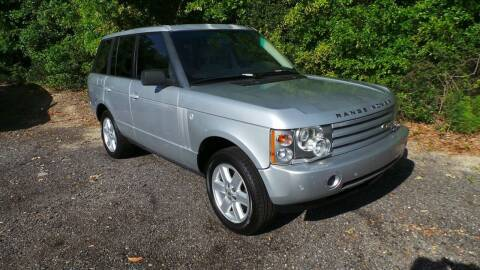 2004 Land Rover Range Rover for sale at action auto wholesale llc in Lillian AL