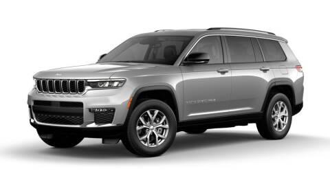 2021 Jeep Grand Cherokee L for sale at WAYNE HALL CHRYSLER JEEP DODGE in Anamosa IA