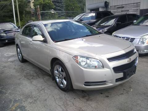 2009 Chevrolet Malibu for sale at Six Brothers Auto Sales in Youngstown OH