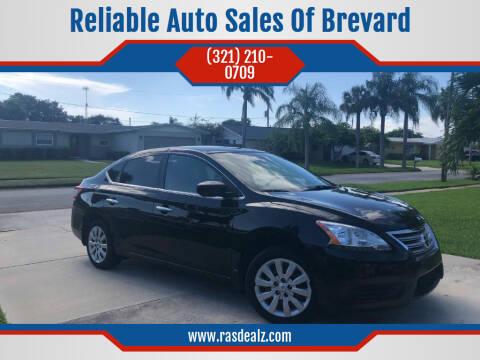 2015 Nissan Sentra for sale at ROCKLEDGE in Rockledge FL