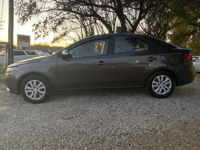 2010 Kia Forte for sale at BUDGET AUTOS OF LAKE NORMAN in Mooresville NC