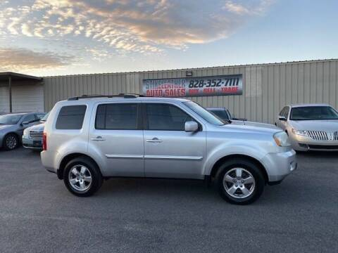 2010 Honda Pilot for sale at Stikeleather Auto Sales in Taylorsville NC