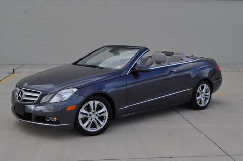 2011 Mercedes-Benz E-Class for sale at Select Motor Group in Macomb Township MI