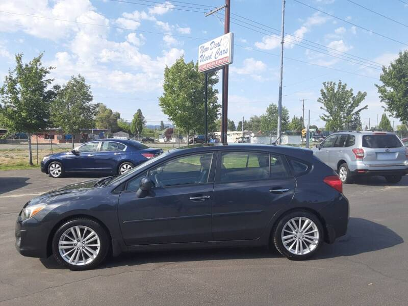 2012 Subaru Impreza for sale at New Deal Used Cars in Spokane Valley WA