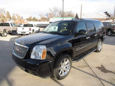 2014 GMC Yukon XL for sale at HOO MOTORS in Kiowa CO