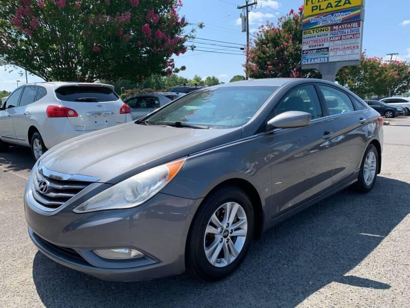 2013 Hyundai Sonata for sale at 5 Star Auto in Matthews NC