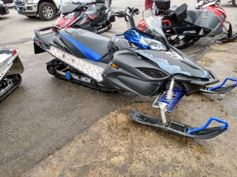 2007 Yamaha APEX for sale at Ripley & Fletcher Pre-Owned Sales & Service in Farmington ME