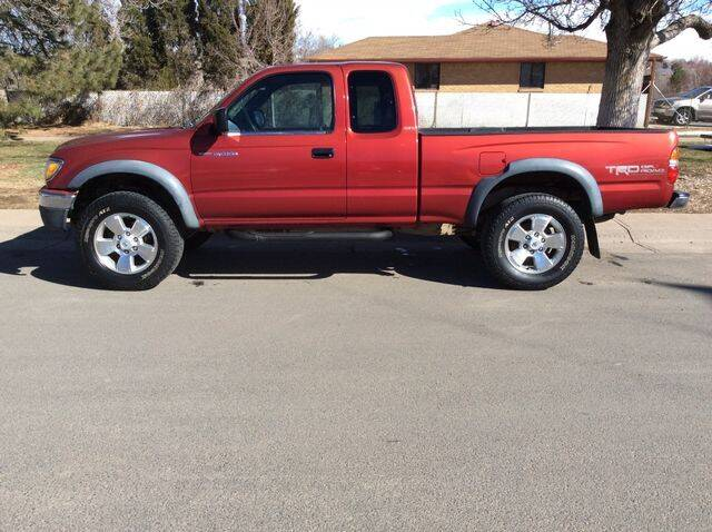 2001 Toyota Tacoma for sale at Auto Brokers in Sheridan CO