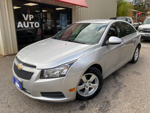 2014 Chevrolet Cruze for sale at VP Auto in Greenville SC
