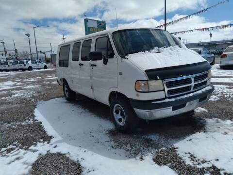 1995 Dodge Ram Van for sale at DK Super Cars in Cheyenne WY