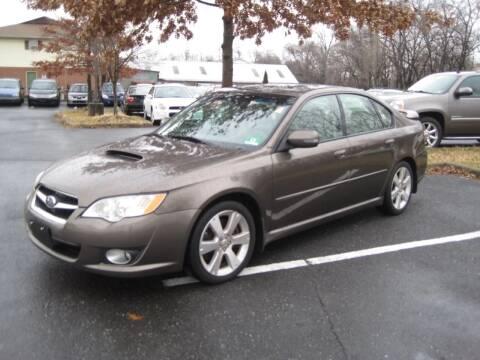 2008 Subaru Legacy for sale at Auto Bahn Motors in Winchester VA