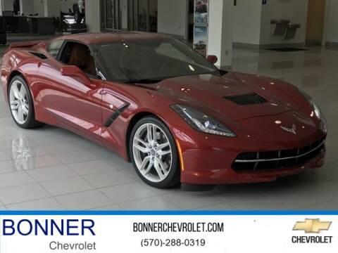 2014 Chevrolet Corvette for sale at Bonner Chevrolet in Kingston PA