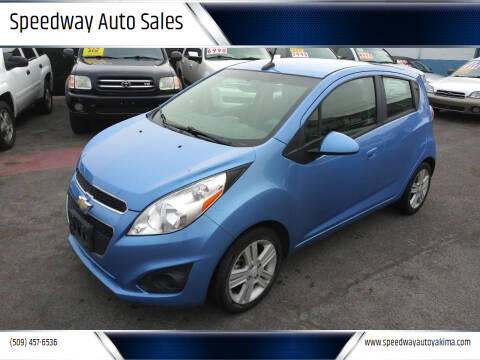2014 Chevrolet Spark for sale at Speedway Auto Sales in Yakima WA