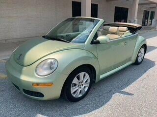 2009 Volkswagen New Beetle Convertible for sale in Hagerstown, MD