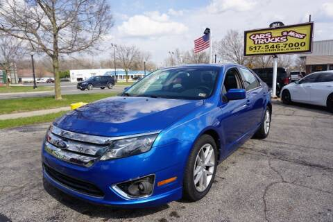 2011 Ford Fusion for sale at Cars Trucks & More in Howell MI