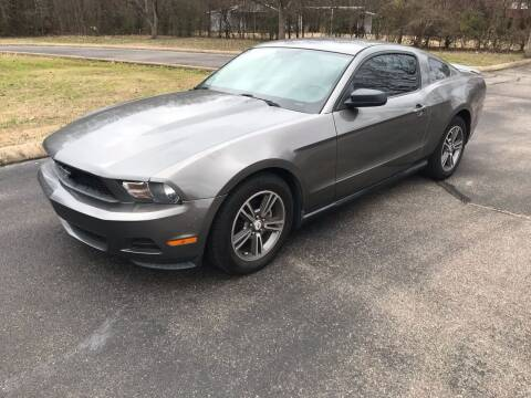 2010 Ford Mustang for sale at Rickman Motor Company in Somerville TN