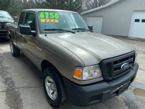 2006 Ford Ranger for sale at SMS Motorsports LLC in Cortland NY
