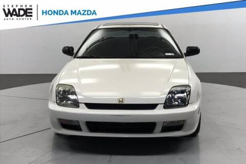 2001 Honda Prelude for sale at Stephen Wade Pre-Owned Supercenter in Saint George UT