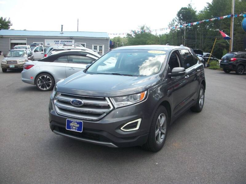 2015 Ford Edge for sale at Auto Images Auto Sales LLC in Rochester NH