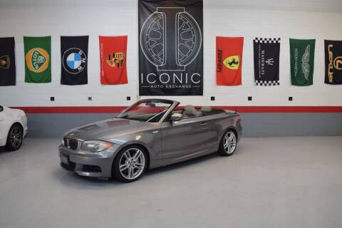 2012 BMW 1 Series for sale at Iconic Auto Exchange in Concord NC