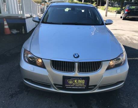 2008 BMW 3 Series for sale at King Auto Sales in Leominster MA