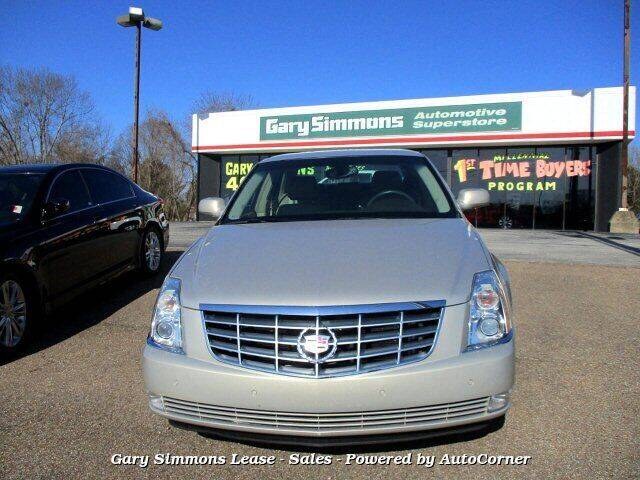 2007 Cadillac DTS for sale at Gary Simmons Lease - Sales in Mckenzie TN