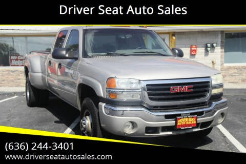 2004 GMC Sierra 3500 for sale at Driver Seat Auto Sales in Saint Charles MO