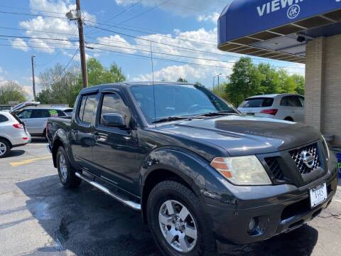 2011 Nissan Frontier for sale at Viewmont Auto Sales in Hickory NC