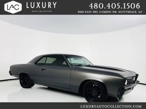 1967 Chevrolet Chevelle for sale at Luxury Auto Collection in Scottsdale AZ