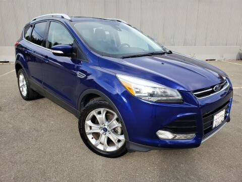 2014 Ford Escape for sale at Planet Cars in Berkeley CA