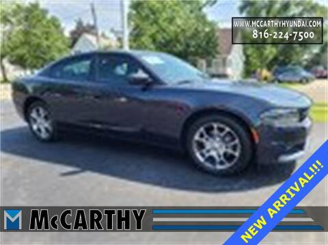 2017 Dodge Charger for sale at Mr. KC Cars - McCarthy Hyundai in Blue Springs MO