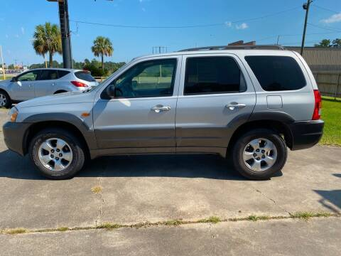 2004 Mazda Tribute for sale at Bobby Lafleur Auto Sales in Lake Charles LA