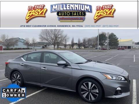2019 Nissan Altima for sale at Millennium Auto Sales in Kennewick WA