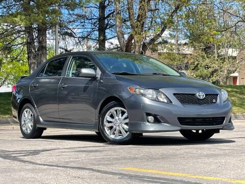 2010 Toyota Corolla for sale at Used Cars and Trucks For Less in Millcreek UT
