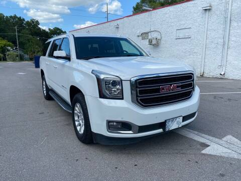 2017 GMC Yukon XL for sale at Consumer Auto Credit in Tampa FL
