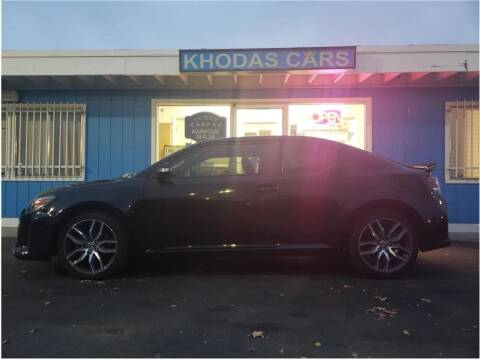 2014 Scion tC for sale at Khodas Cars in Gilroy CA