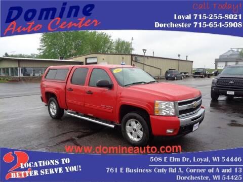2011 Chevrolet Silverado 1500 for sale at Domine Auto Center in Loyal WI