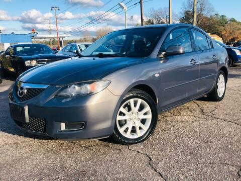 2007 Mazda MAZDA3 for sale at Capital Motors in Raleigh NC