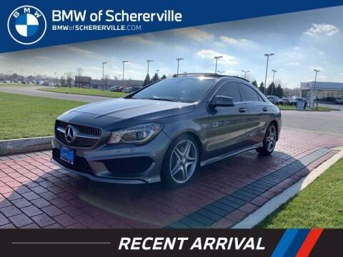 2014 Mercedes-Benz CLA for sale at BMW of Schererville in Shererville IN