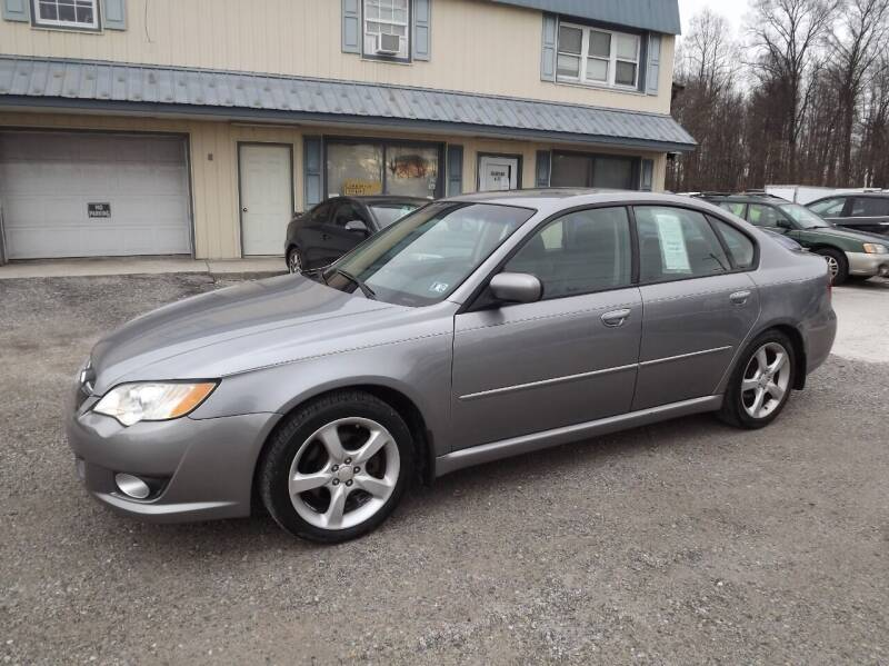 2008 Subaru Legacy for sale at Country Side Auto Sales in East Berlin PA