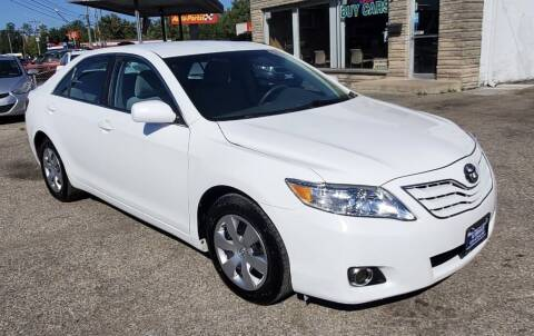 2010 Toyota Camry for sale at Nile Auto in Columbus OH