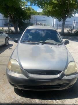 2004 Kia Rio for sale at MLG Auto Group Inc. in Pompano Beach FL