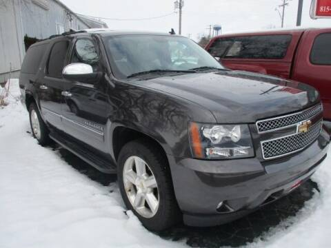 2010 Chevrolet Suburban for sale at GENOA MOTORS INC in Genoa IL