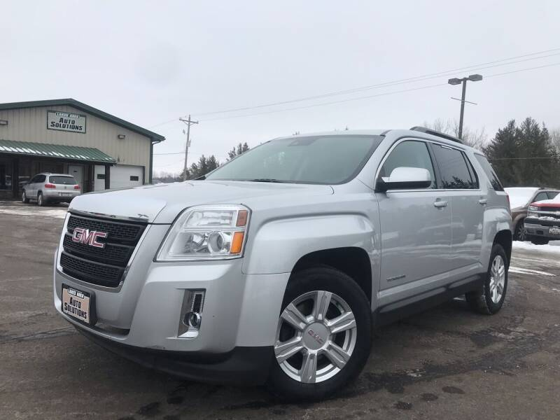 2015 GMC Terrain for sale at Lakes Area Auto Solutions in Baxter MN