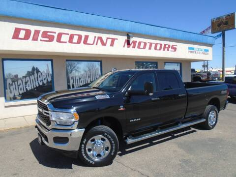 2020 RAM Ram Pickup 2500 for sale at Discount Motors in Pueblo CO