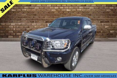 2013 Toyota Tacoma for sale at Karplus Warehouse in Pacoima CA
