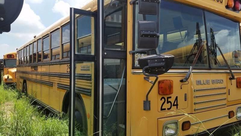 1999 Blue Bird TC-2000 for sale at Interstate Bus Sales Inc. in Wallisville TX