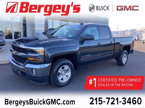 2018 Chevrolet Silverado 1500 for sale at Bergey's Buick GMC in Souderton PA